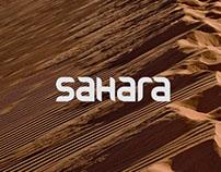 Sahara Logo Design