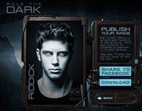 Riddick - Rule the Dark Facebook App - Universal
