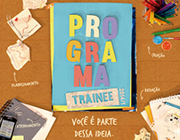 Programa Trainee CRIA UFMG Jr. 2014/1