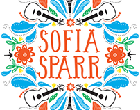 Sofia Sparr - Album Art
