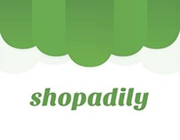Shopadily Logo Presentation