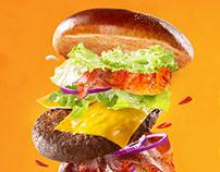 Willys Levitation Burger