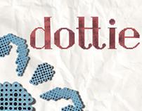 Dottie: custom typeface