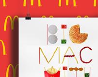 McDonalds Alphabet