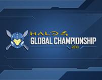 Halo 4 Global Championship 2013