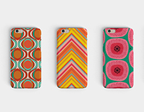 Sixties Prints Case Collection