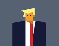 Border Wall Animated GIF