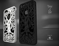 "Iphone 5 Case ""Tree of life"""