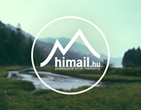 himail logo and project countdown