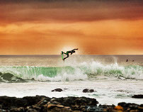 The Bomb Surf Photo Retouch