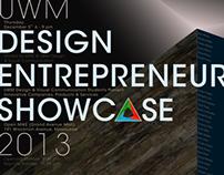 Design Entrepreneurship Showcase Iterations