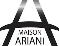 Maison Ariani Logo Design (Freelance)