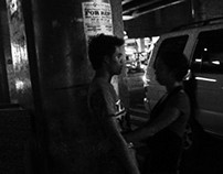 Ongpin Night Scene