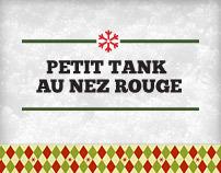 Petit Tank au nez rouge