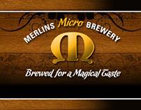 Merlins Micro Brewery