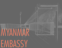 BSc (Arch): 2nd Year Myanmar Embassy