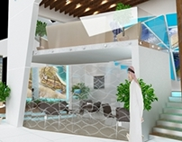 Barwa booth concept