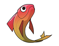 Goldfish - Illustration