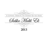 Sai Baba Calendar 2013