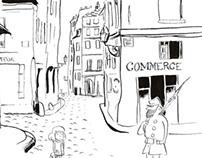 Gabrielle et la Commune