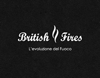 Logo: British Fires