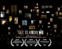 Get to know me :: My showreel 2013