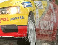 Huzar Rally Team Website