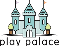 Play Palace Logo Design