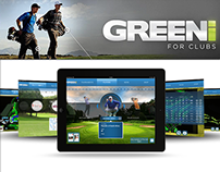 GREENi Golf App