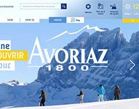 Avoriaz - Website