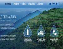 Water Brand - Website