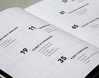 Punkt – book design