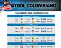 Fixture fútbol Colombiano (COPY)