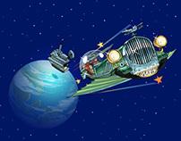 Chitty Chitty Bang Bang: Over the Moon