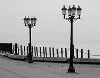 Balaton / Télen