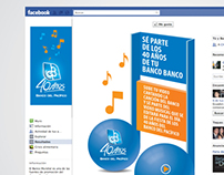 App 40 años Banco del Pacífico