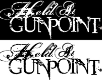 Held at Gunpoint- Branding