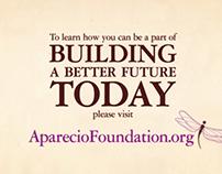 Aparecio Foundation Typography Video
