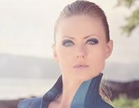 Fashion shoot for Norwegian designer Katrine Solberg