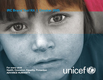 UNICEF IRC / Sub-brand design