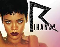 Rihanna World Tour flyer - Emely Tours
