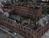 Workable 3D from aerial captures @Coptermotion [ZBRUSH]