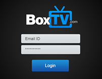 Box TV Video Application for Mobile