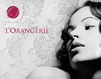 Corporate Identity L'ORANGERIE Beauty Center