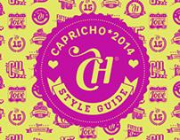 Estampas Style Guide Capricho 2014