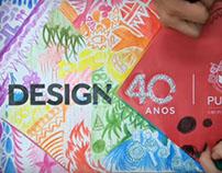 A perspectiva do professor Calderari sobre Design.