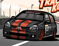Clio Sport 172 •Track Killer•