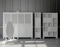 Pack Furniture - 3D Model