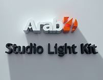 Arab4D Studio Light