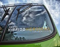 Tracel Ônibus a hidrogênio